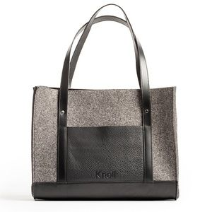 Knoll Classic Tote Gray